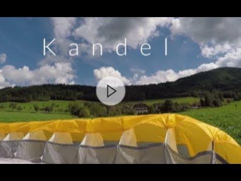 Kandel- Fliegen über der Schwarzwaldklinik