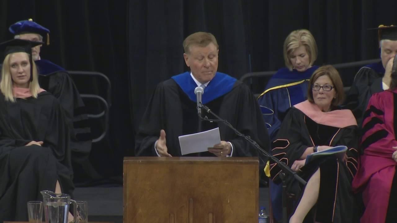 2016 UNC Gillings School Commencement Address - YouTube