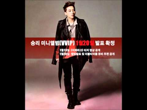 Magic - Seung Ri [ V.I ] - VVIP album