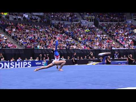 2012 Visa Championships - Women - Day 2 - Full Broadcast