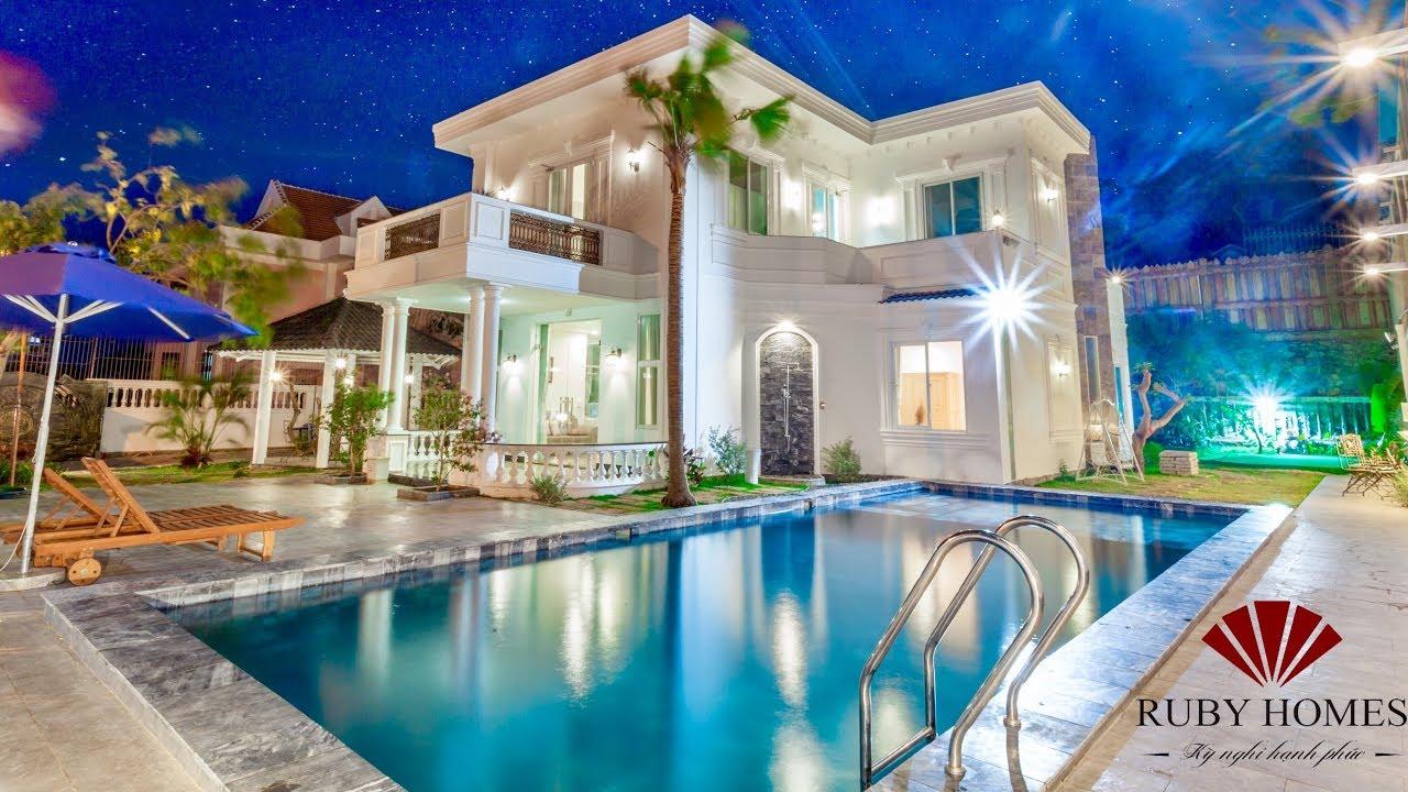 Villa ruby homes vũng tàu & pool party tự túc