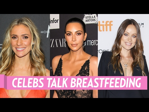 Kristin Cavallari, Olivia Wilde and More Celeb Moms Share Breastfeeding Stories
