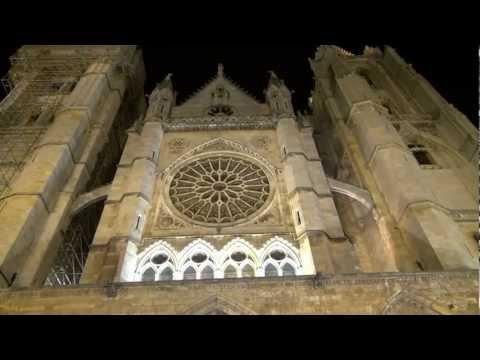 Catedral de León.El sueño de la luz