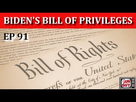 The U.S. Bill of Rights is NOT