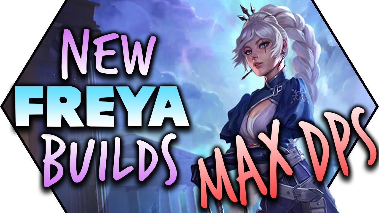 Smite New Freya Builds Max Damage Dps Lifesteal In Depth