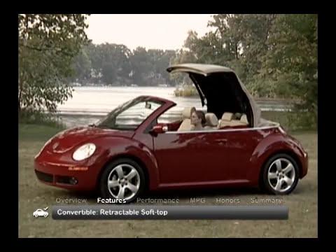 2010 Volkswagen New Beetle Used Car Report