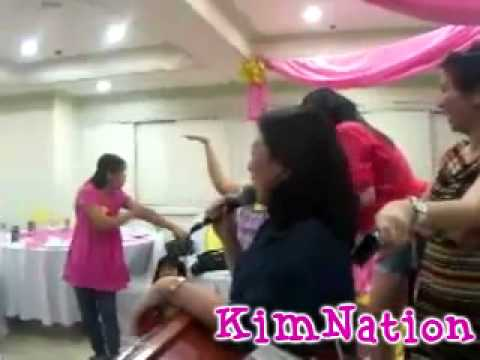 Kim @ 21 W/ KN Picture Me Game Part 3