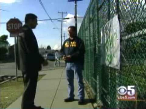 News - Oakland - Nortenos Gang Violence - 2006