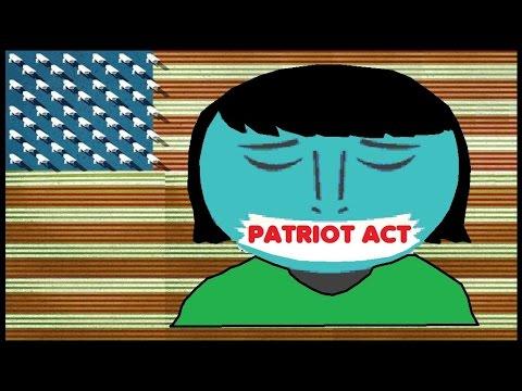 Le patriot act (ARTE, 2003)