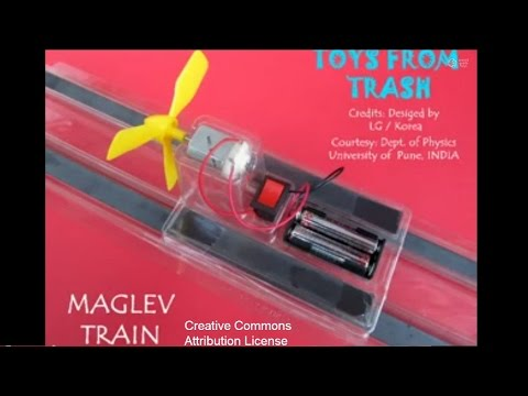 how to make a maglev train Maglev train/car adapted from the attraction is obvious: designing maglev systems download the entire unit as a preview at  .