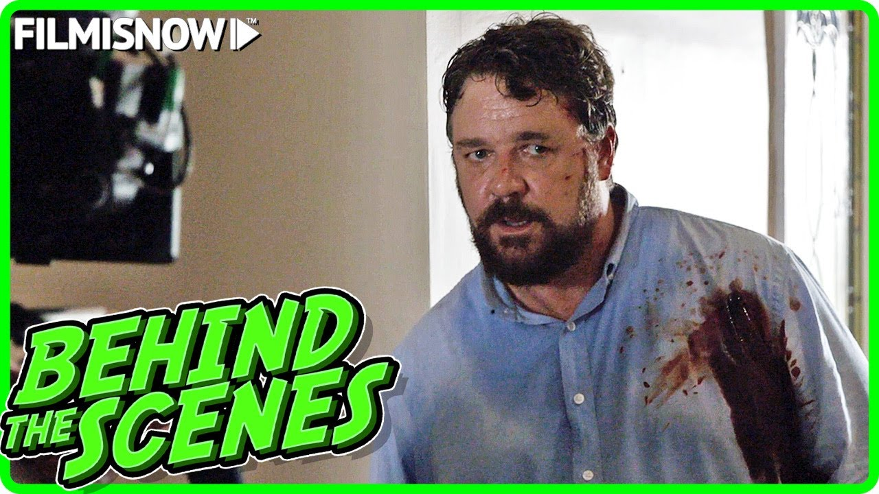 Download UNHINGED (2020) | Behind The Scenes of Russell Crowe Thriller Movie