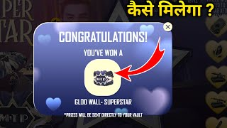 I Got All Rare Item Form New Event The Super Star Package New Gloowall,Loot Box, Grenade Skin