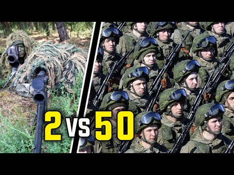 2 Pro Snipers vs 50 Noobs (WHO WINS?)