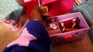 My journey girl doll room tour