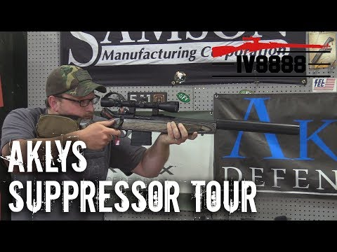 Aklys Defense Suppressor Tour