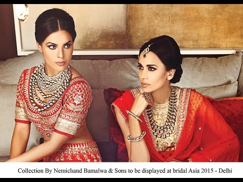 Bridal Asia 2015   Fashion Event in New Delhi