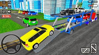 Transporter Games Multistory Car Transport (by LagFly) Android Gameplay [HD]