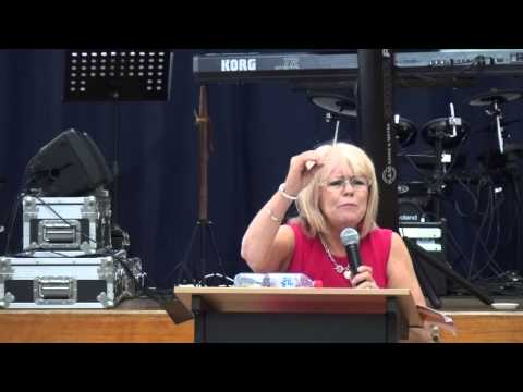 """15 February 2015 """"Overcoming Obstacles to Destiny"""" Ps. Faylene Sparkes"""