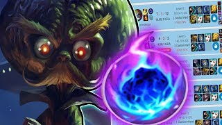 COMET BURST HEIMERDINGER! THE BEST RUNE TO CLIMB SOLOQUEUE? - League of Legends