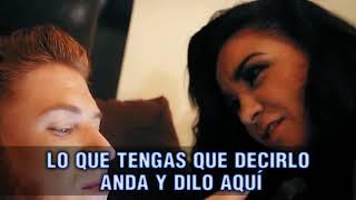 Los Rojos ft La Leyenda  - Ella Te Engaña  ( Karaoke Oficial )