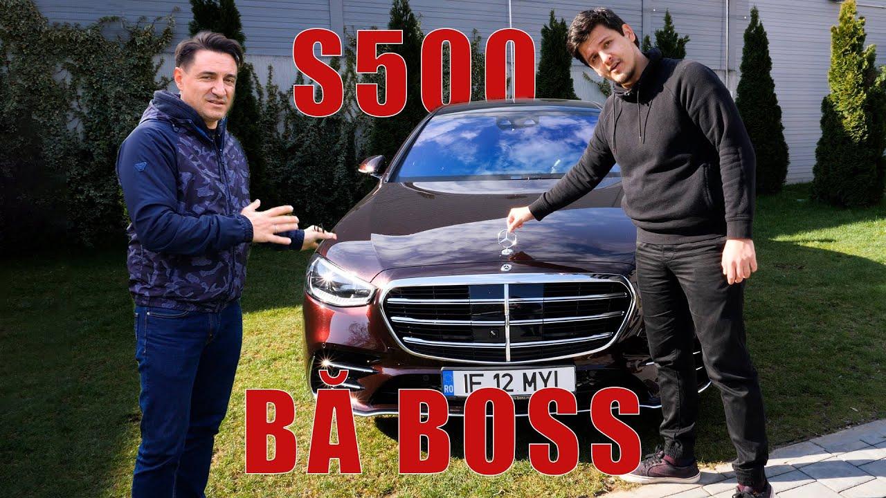 Mercedes S500 - Lux și opulență - Cavaleria.ro
