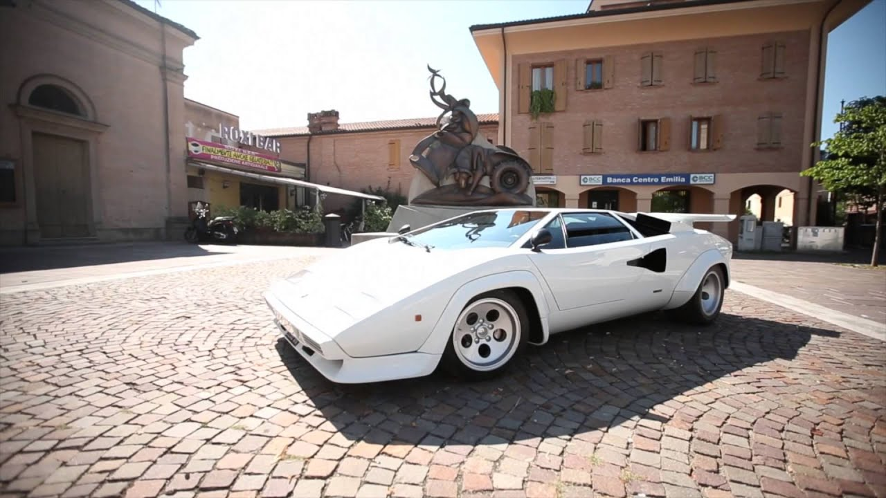 ferruccio lamborghini 39 s countach youtube. Black Bedroom Furniture Sets. Home Design Ideas