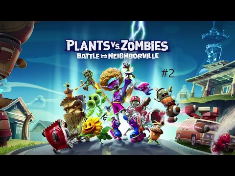 Plants vs Zombies Battle for Neighborville Deluxe edition #2 |