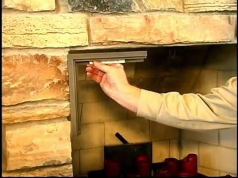 Measuring masonry fireplaces