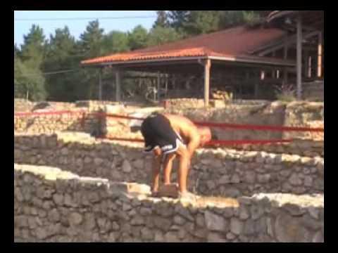 Training in Macedonia 2009