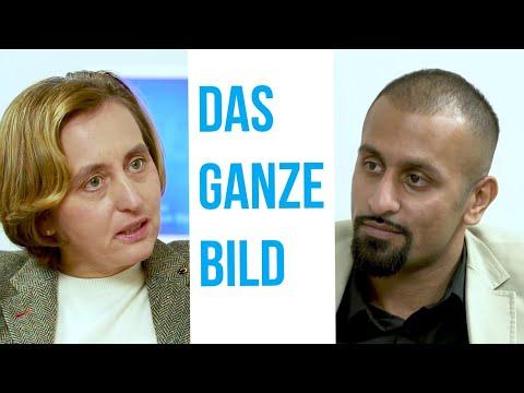 Ein Bekenntnis zu Deutschland – Feroz Khan bei Das ganze Bild