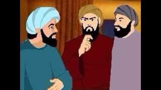 كرتون يحكى قصه حياه سيدنا يوسف عليه السلام