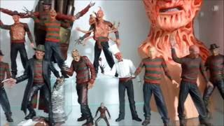 Horror Action Figure Collection