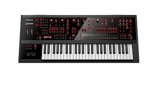Roland JD-XA Synthesizer Demo by Sweetwater
