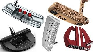 Here are the best new putters for 2018