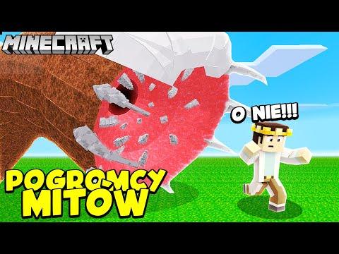 minecraft-pogromcy-mitÓw---odkryliŚmy-najwiĘkszego-potwora-w-minecraft-#17