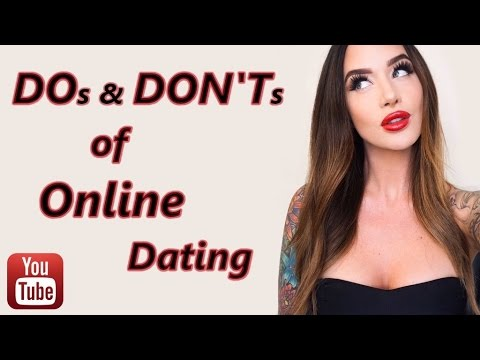 Do's and Dont's of Online Dating