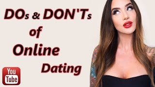 Do's and Dont's of Online Dating | JESSICA WILDE