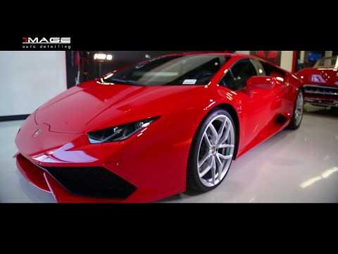 Image Auto Detailing - Ceramic Pro - Lamborghini Huracan - Miami, Florida