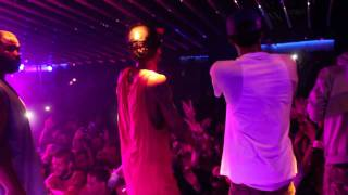 "Wiz Khalifa ""No Sleep"" Live at Palais Club - Cannes, Fr, 08/10/11"