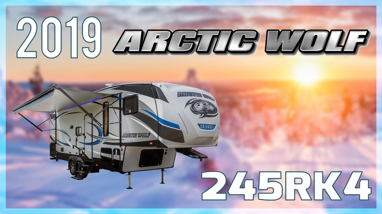 2020 Forest River Arctic Wolf 245RK4 5th Wheel For Sale TerryTown RV  Superstore