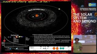 EGU GIFT2016: Introduction to the Solar System