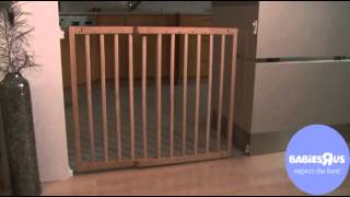 Babies R Us Wooden Extending Gate