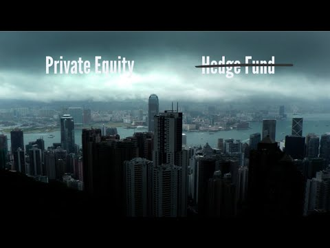 Private Equity Vs Hedge Funds - Wall Street's New Titans