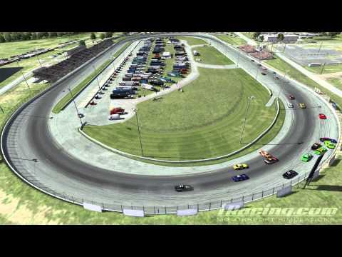 Big wreck in RiL race at USA International