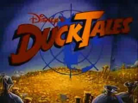 DuckTales sigla italiana di apertura in alta qualità - Cartoni Animati