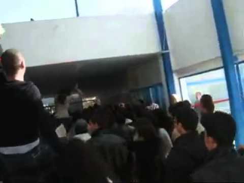 TUNISIE 10 01 2011 Aujourd'hui  EN  ENIT   CAMPUS  Gasserine !!!!!!!!!!!!!!!!