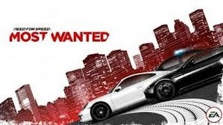 Need for Speed Most Wanted: Career Gameplay Ep1