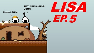 Let#39s Play LISA the Painful RPG Ep5 Blind play-through