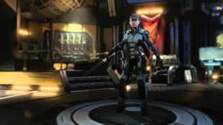 XCOM 2 Avenger Motherbase Jane kelly Promotion Slash Unlocked Gameplay PC