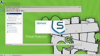 Sophos Endpoint Security and control prevention test and review